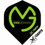 XQMax MvG logo Black with Green