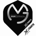 XQMax MvG logo Black with Silver