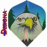 2D Holographic Standaard Eagle
