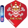 Winmau Pro Players The King Red