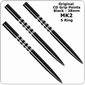 Original CD Grip Points MK2 Black 38 mm