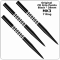 Original CD Grip Points MK3 Black 38 mm