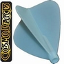 Cosmo Darts Fit Flight Kite Clear Blue