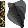 Cosmo Darts Fit Flight AIR Kite Clear Black