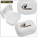 Cosmo Fit Flight Shell Case Small White
