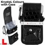 L-Style Krystal Colours + drop in case Croc Black